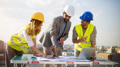 Gestión del riesgo en proyectos de construcción.