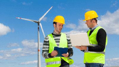 Experto Universitario en desarrollo de un parque eólico